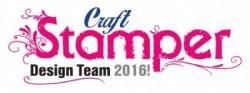 Craft Stamper design team 2014