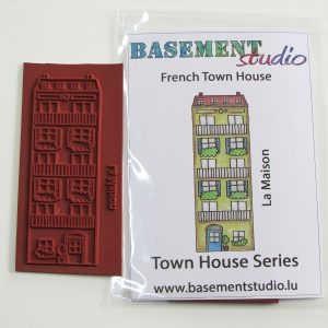 French house stamp