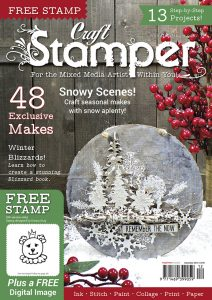 The Assistant Editor Of Craft Stamper Magazine